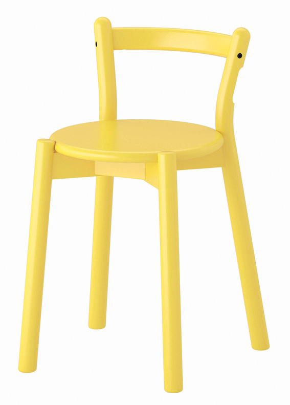 IKEA PS - Sgabello Impilabile