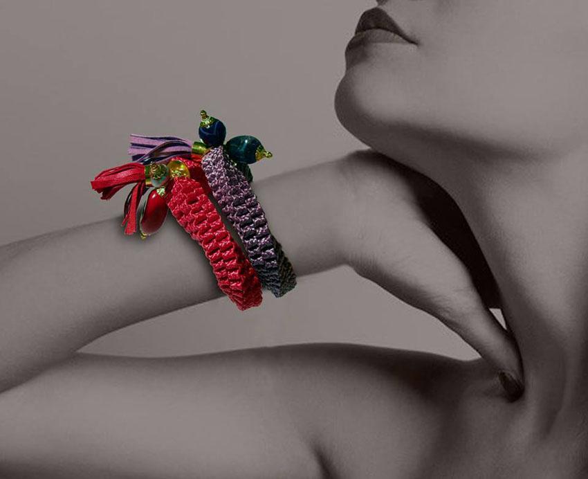 finny's design - bracciali