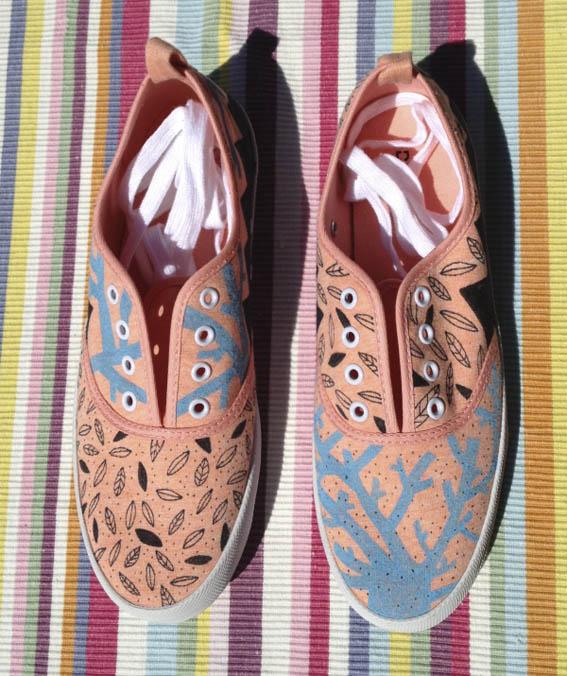 Marta Baroni - scarpe costumizzate
