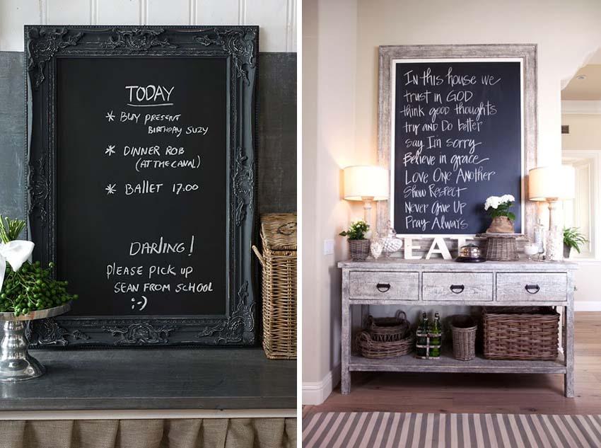 Parete Cucina Lavagna : ... parete, appoggiare sul mobile d?entrata ...